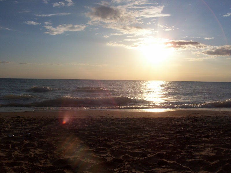 the classy sunset photo