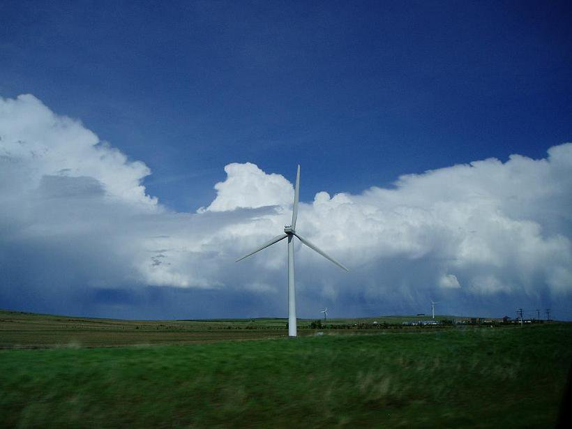 Windmills and Thunderstorms