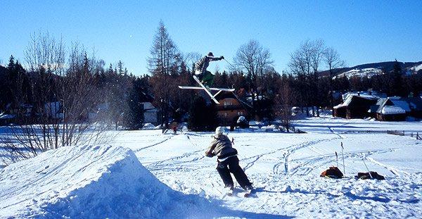 lil fun backyard jump session