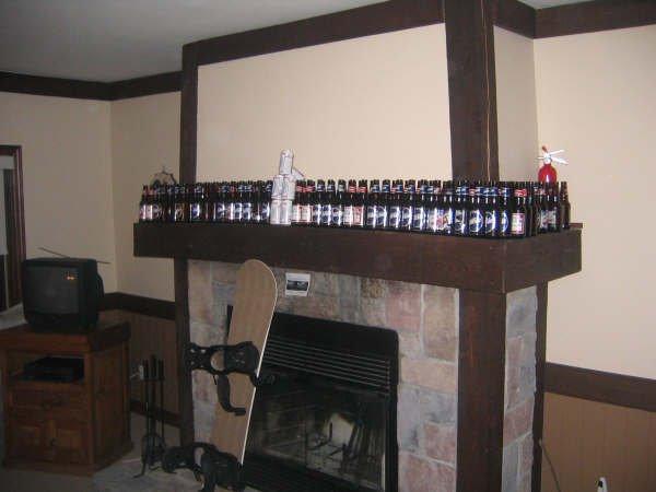 Beer on a Shelf (spring break)