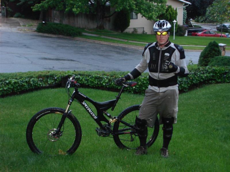 powder's bike