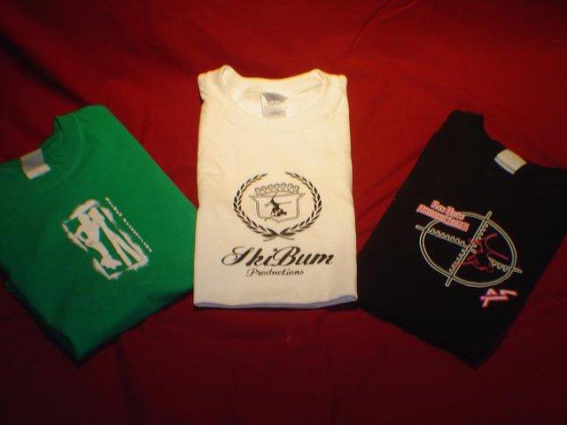 SkiBum Productions Logos