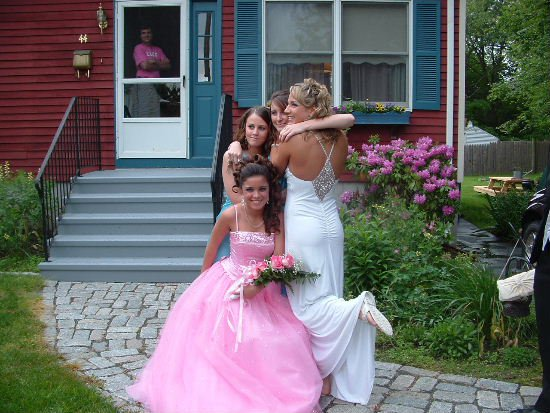 girls before prom