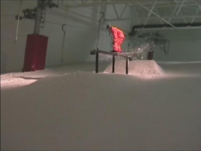 Indoor Slope