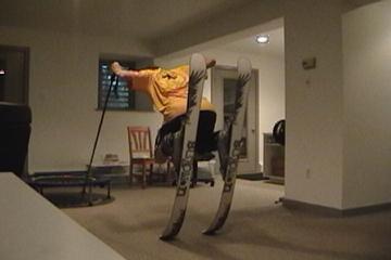 indoor nosepress