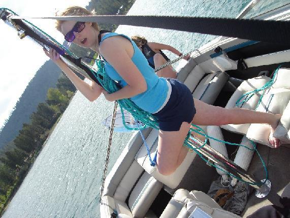 Pole Dancing Jenny-style