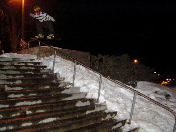 Backlip(snowboard)
