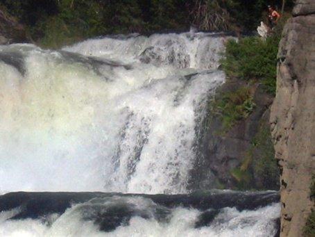 1st drop mesa falls