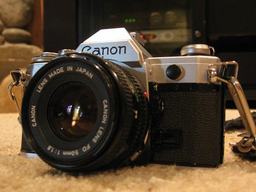 My camera. aka the best ever