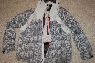 oakley link jacket xxl