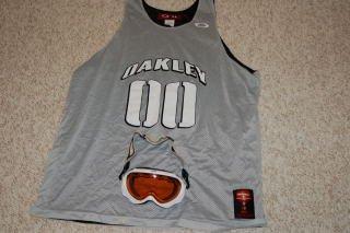 oakley  wizdoms + jersey