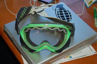 oakley cool green wizdoms