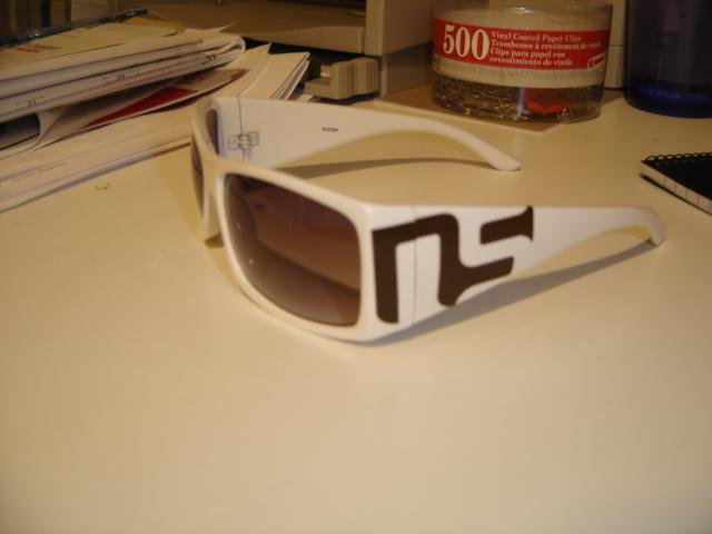 Ns glasses.