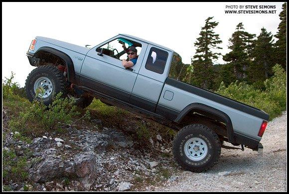 Ryan's Ranger Rides Rocks