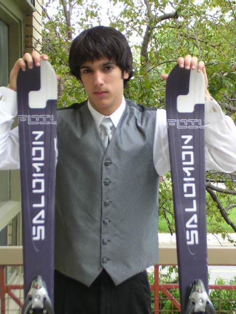 Before Graduation dance