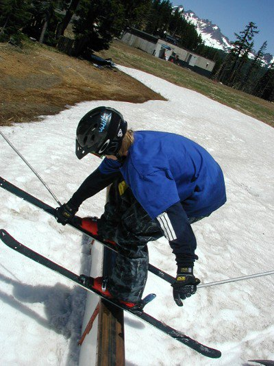 hitting some rails after season