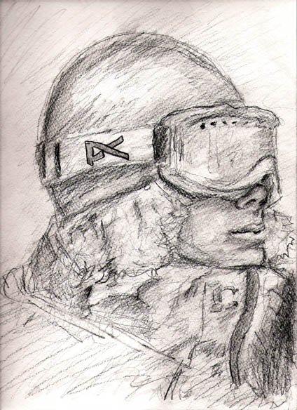 mike wilson sketch...