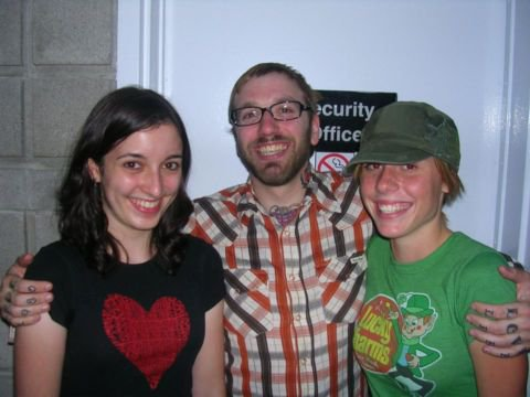 Dallas green and myself and heathur