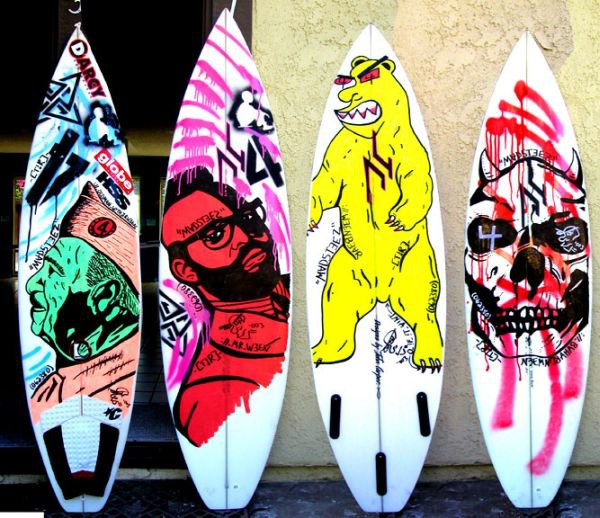 Mad Steeze Surfboards