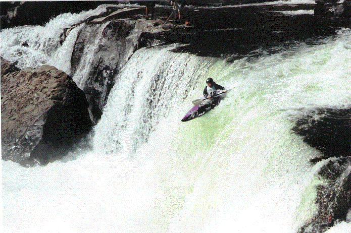 Don't go chaaaaaasin' waterfalls...