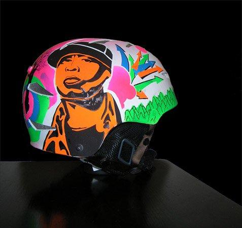 Ma helmet