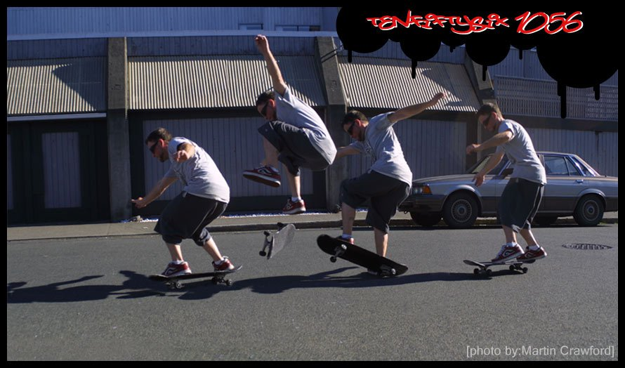 Skate sequence