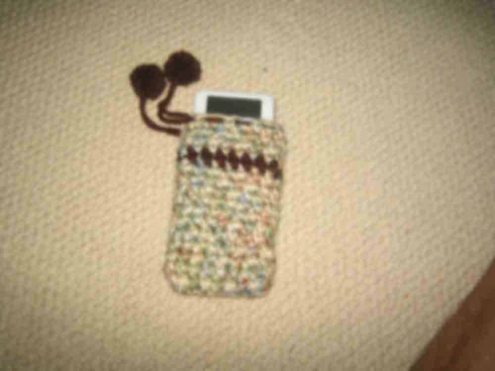 IPod case (not for me)