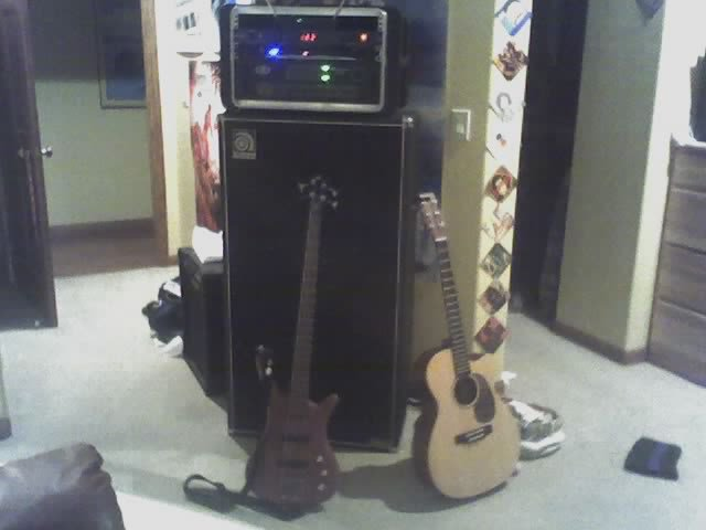 My Bass setup