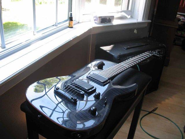 My Sexy Guitar