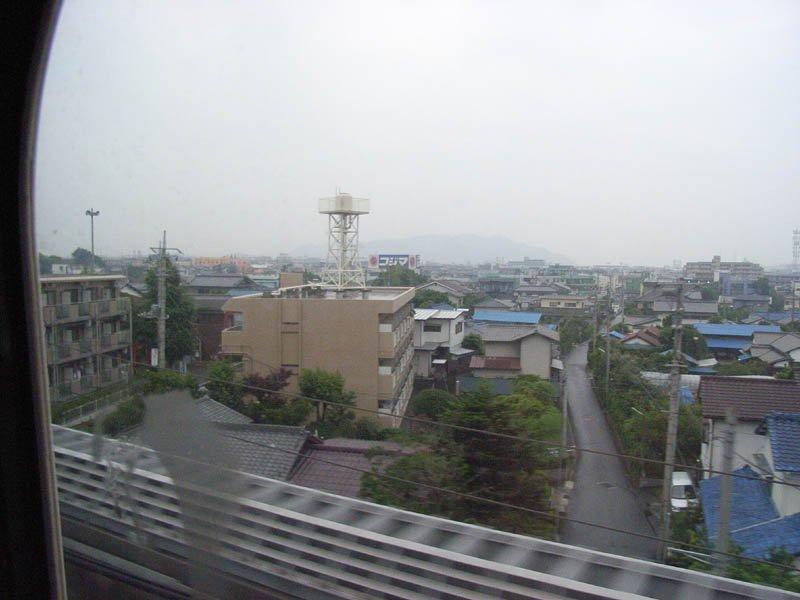 Generic Japanese countryside.