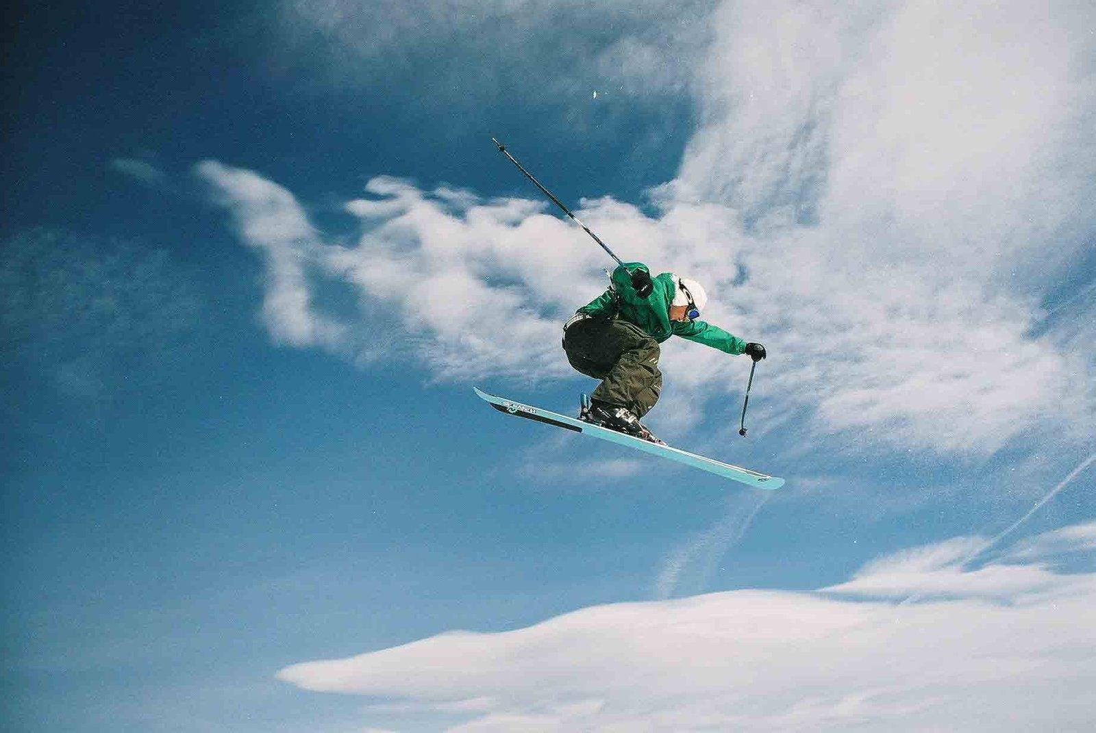 High air 360°