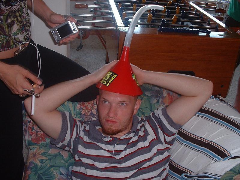 My cousin being a goofy ass haha