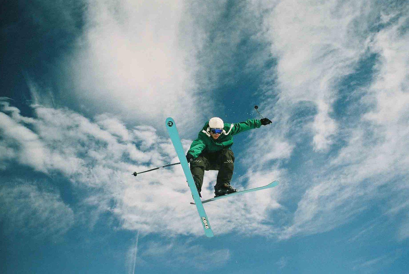 Jump to heaven