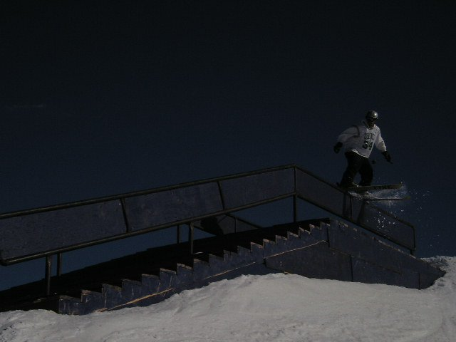 Stairset at PC