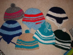Some hats i made
