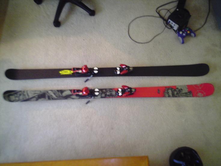 Line-x ski