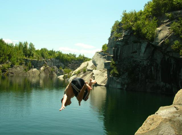 Smaller Cliff- Gainer
