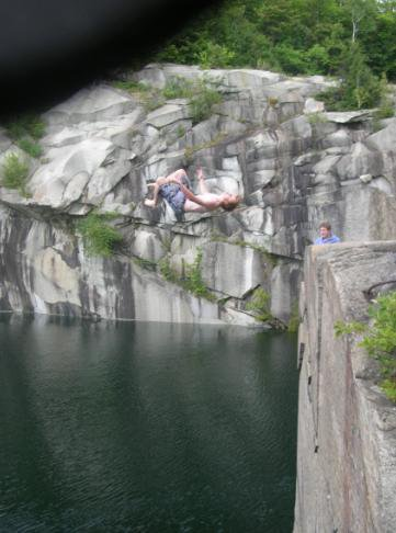 Bigger Cliff- Gainer
