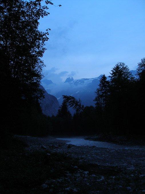 River w/ mountains
