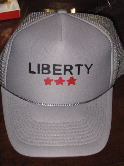 Liberty Trucker Hat for sale
