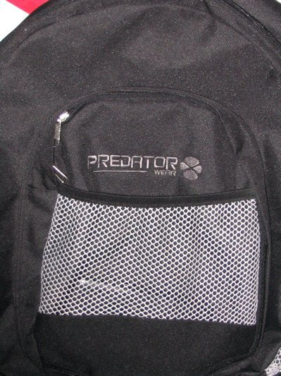 Predator Backpack for sale