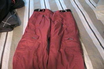 Bonfire Pants (Size Small)