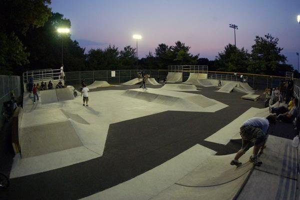 Fresh park in my town