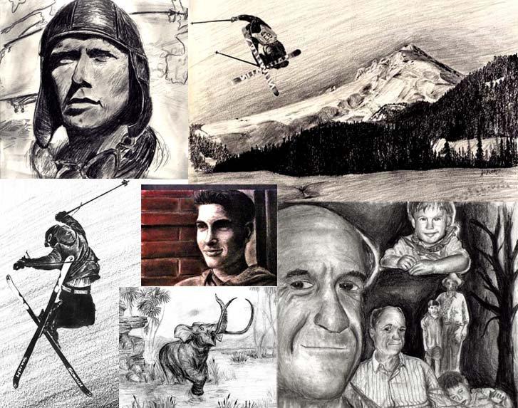 Art circa 2000-2002