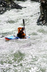 The worlds best kayaker