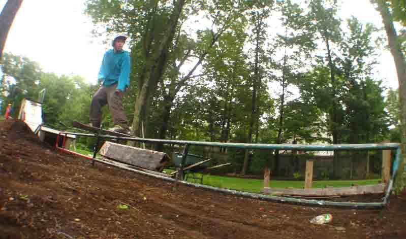 Summer Backyard Set-Up