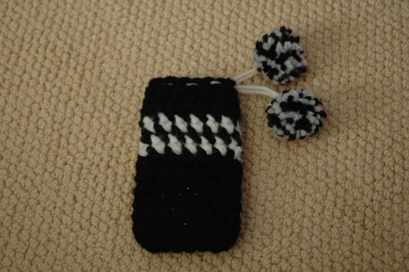 Black iPod Case