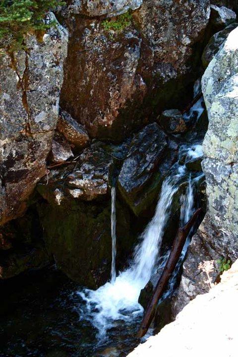 Lil waterfall