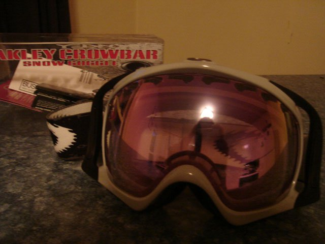 OAKLEY crowbars for sale