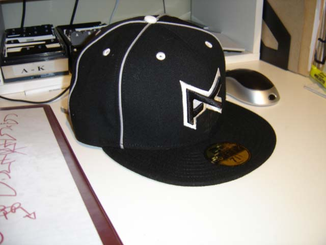 Yummy new hat